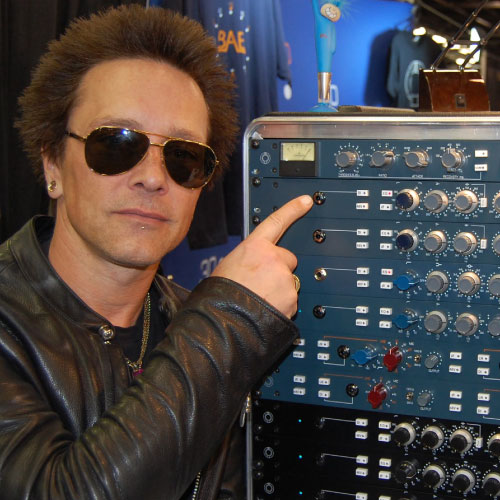 Billy Morrison Studio